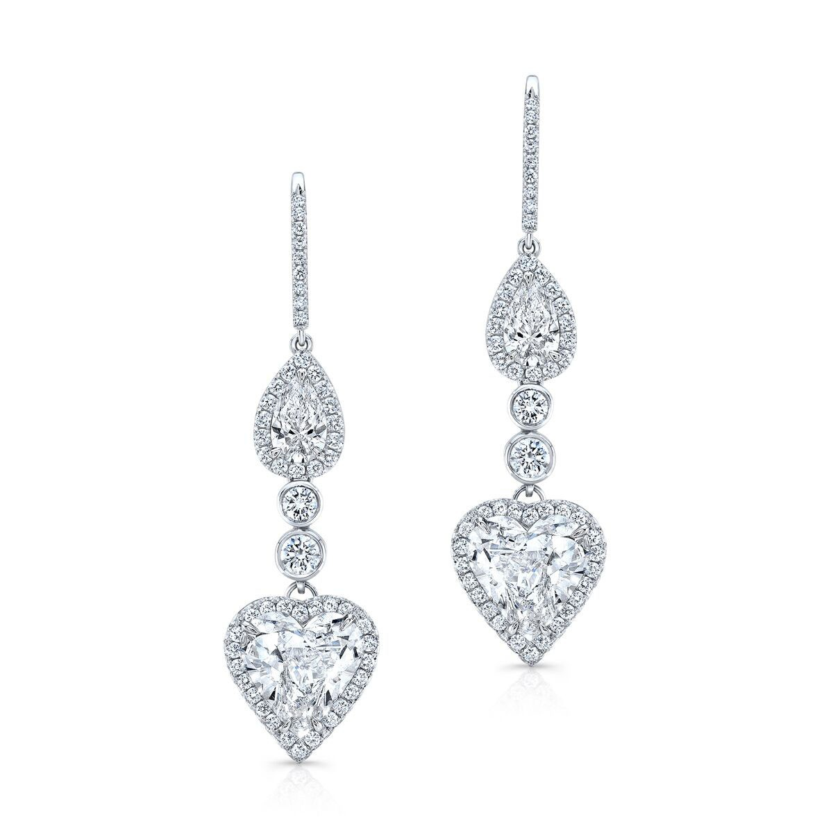 katz stud martin earrings collection designer the for bridal diamond drop brides